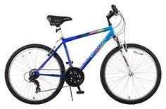 Titan Trail 21-speed Suspension Men's Mountain Bike, 18-Inch Frame, Blue http://coolbike.us/product/titan-trail-21-speed-suspension-mens-mountain-bike-18-inch-frame-blue/