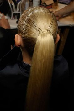 Catwalk hair trends for spring/summer 2013: Fashion Week hairstyles