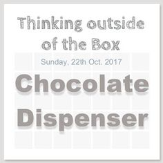 Stamping Shanni | Thinking Outside the Box - Chocolate Dispenser | Stampin' Up!