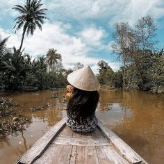 Photo of the Day: Venture into a narrow passage of #Vietnam's Mekong river for #TravelTuesday with #GoProFamily member @seguindo_viagem. Shot using .5 Second Time Lapse Mode on the #HERO5 Black. How did you spend the #weekend? Share with us at GoPro.com/Awards. • • • #GoPro #GoProTravel #Canoeing #Paddling #POV #Travel