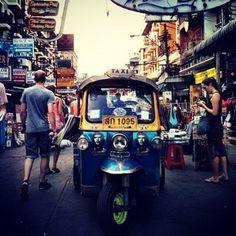 ถนนข้าวสาร (Khao San Road) - Bangkok ,Thailand