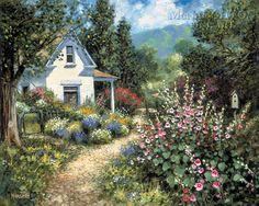 Most Popular - McNaughton Fine Art Company Landscape Art, Landscape Paintings, Polymer Clay Painting, Zen, Litho Print, Beautiful Paintings, Home Art, Art Gallery, Art Prints