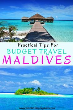 Is it possible to visit the Maldives on a backpacker budget? Absolutely! From cheap accommodation in the Maldives to food in the Maldives, read about just how much budget travel in the Maldives actually costs. Budget accommodation Maldives | backpacking Maldives on a budget | budget tips Maldives #maldives #beach #budget #asia #paradise #budgetaccommodation  #maldivesonabudget