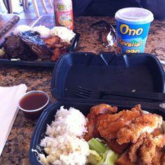 Onos Hawaiian BBQ in Arizona! Man I miss this place
