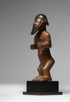 Buy online, view images and see past prices for BEMBE FIGURE. Invaluable is the world's largest marketplace for art, antiques, and collectibles. Congo, France, Buddha, Africa, Auction, Miniatures, Statue, Collection, Art
