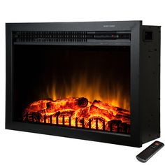 Found it at Wayfair - Freestanding Electric Fireplace