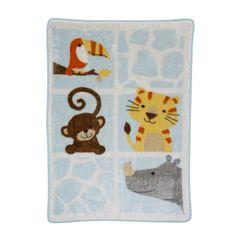 Warm & Cozy Blanket - Zoomba Squares