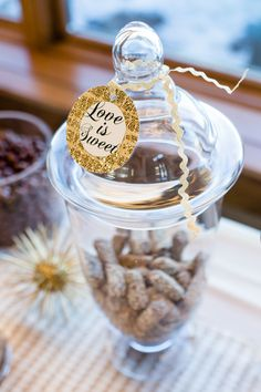 Reno, Nevada Wedding. Wedding Planner Lake Tahoe. Wedding organization Northern Nevada. NV. Set Up, Take Down, Wedding. The After Party. The Grove Reno. New Years Eve Wedding. Nude sparkles, gold sparkles, sequins, NYE, DIY Wedding, Modern wedding inspiration, vintage wedding inspiration, mercury glass. candy bar, diy candy bar signs love is sweet, candy bar inspiration. wedding decor inspiration