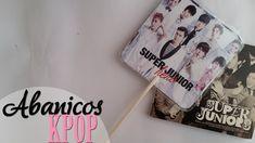 Super junior Abanico Manualidad KPOP Super junior fan, KPOP DIY