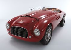 1950 Ferrari 166MM Barchetta. RM Auctions
