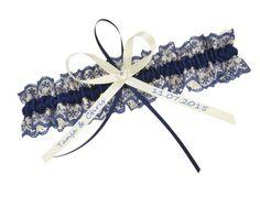Strumpfbänder - Strumpfband  - ein Designerstück von Strumpfband-Unikate bei DaWanda