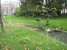 Photos et Voyages: Paris - 17ème arrondissement - square des Batignolles