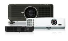 A digital projector