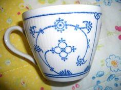 4 Piece JAGER EISENBERG  'Blau Sax' Decorative China by Wondarlust, £12.00