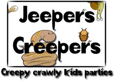 Unforgettable parties Jeepers Creepers, Creepy, Mickey Mouse, Disney Characters, Fictional Characters, Company Logo, Colouring, Party, Kids