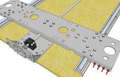 X Axis Assembly