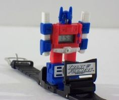 vintage transformer watch Ultra Magnus, Nerd Stuff, Transformers, Robot, Watch, Chic, Toys, Vintage, Shabby Chic