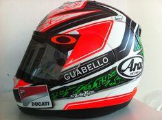 Arai RX-GP Nicky Hayden 2012 #2