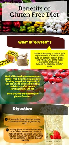 3 Reasons To Give Up Gluten