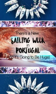 Yep, that's right, a company just started up that will be doing a yacht week-esque (yet more adventurous) sailing week in Portugal, and it's going to be massive. I'm not entirely sure why no one has thought of this yet, but The Ocean Week is truly innovative in its idea to bring fun-filled yacht sailing trips to the stunning south coast of Portugal, the Algarve.