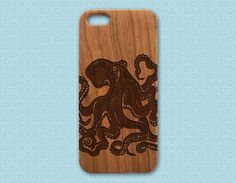 Octopus Wood iPhone Case  Engraved Real Wood by LovinaLaserStudio  https://www.etsy.com/listing/205566289/octopus-wood-iphone-case-engraved-real?ref=sr_gallery_26&ga_search_query=iphone+5s+case+octopus&ga_order=most_relevant&ga_ref=auto1&ga_search_type=all&ga_view_type=gallery