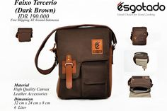 Faixo Tercerio Dark Brown sms/whatsapp: 082219180163 pin: 7DD85355 (full) BBM CHANNEL: C002012CF LINE: cs.esgotado