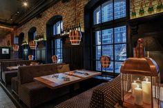 August von Trappe - Belgian Bistro & Bar on Behance