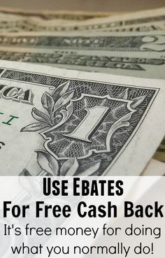 Free Cash Back Website - Ebates Review (No Ebates Scam!). Today we will be talking about what Ebates is, how you can save money by using Ebates, and whether or not Ebates is a scam (it is not). There are a lot of cash back websites out there, but with a quick cash back comparison, Ebates.com is the best cash back website. http://www.makingsenseofcents.com/2014/11/money-saving-tip-use-ebates-for-free-cash-back.html