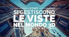 Carlo Macchiavello ci mostra come si gestiscono le viste nel mondo 3D. Clicca qui per iscriverti subito al corso Cinema4D da noi: http://www.espero.it/corsi-cinema-4d?utm_source=pinterest&utm_medium=pin&utm_campaign=3DArchitecture