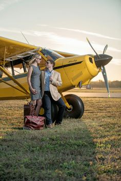 Engagement Week // Gregory and Jilia's travel themed engagement session by Marc Edwards Photographs