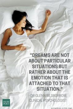 Recurring Dreams: Why You Have Them And How To Make Them Stop
