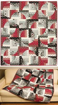 TIME AFTER TIME II QUILT KIT