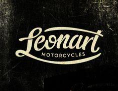 Leonart Motorcycles Corporate Identity, BCN - Alex Ramon Mas Studio