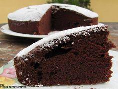 Torta morbida al cacao