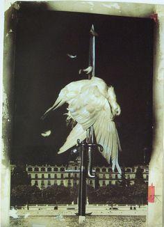 """John Heartfield """"Der Sinn von Gend"""" (The Sense Of Money) 1932 Photomontage, John Heartfield, Collages, Political Art, Exhibition Display, Art Institute Of Chicago, Art For Art Sake, Monochrome Photography, Modern Art"""