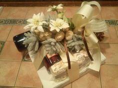 Come creare bellezza con cioccolato, vino e torrone...