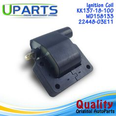 UPARTS Brand New,OEM Quality Ignition Coil For Hyundai/Kia/Mitsubishi/Nissan 27310-35010/KK137-18-100/MD158133 Factory Price Ignition Coil, Nissan, Oem, Brand New, Poland