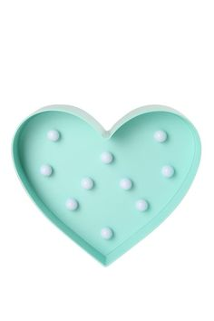 heart marquee light FRANKIE BLUE