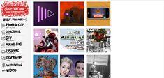 14 Portfólios Digitais de Design para te inspirar | Des1gn ON
