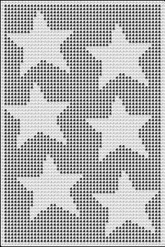 Learn Filet Crochet Free Tutorial and Video Crochet Pillow, Tapestry Crochet, Baby Blanket Crochet, Crochet Fall, Crochet Stars, Afghan Crochet Patterns, Crochet Stitches, Knitting Patterns, Knitting Charts