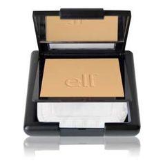 Poudre compacte. ELF : Maquillage à petit prix