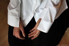 3b3d027f396 Блузки ручной работы. Рубашка белая. Хлопок. NatashaPankevich (uNatu). Ярмарка  Мастеров