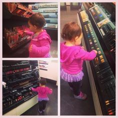 Meet Madison: one of our youngest (and cutest) VIB members! #Sephora #BeautyAddict