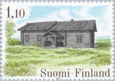 Issued in 1979, Suomi - Murtovaara, Valtimo