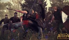 Witness the Full Terror of the Hordes With the Total War: Attila Blood & Burning DLC