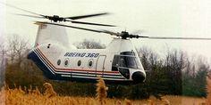 June 10, 1987 - Boeing 360 First Flight