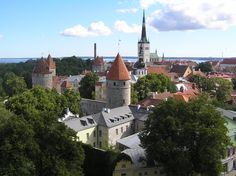Estonia - It is one country that I never thought I would visit.  It is a charming country.