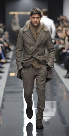 scervino ermanno men's collection winter