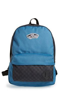 Vans  Old Skool II  Backpack (Kids) Zpět ... 889ab508afd