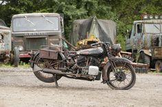 1934 Brough Superior 1,096cc 11-50hp Project Frame no. 8/1427 Engine no. LDZ/D 40539/SE